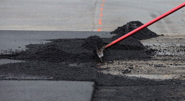 asphalt resurfacing